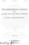 Ok�adka: Menotti Gian-Carlo, The Shepherds' Chorus From