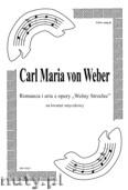 Ok�adka: Weber Carl Maria von, Romanza i Aria z opery