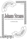Okładka: Strauss Johann, Walc Cesarski (partytura)