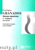 Ok�adka: Granados Enrique, Danse Espagnole No. 5 - Andaluza