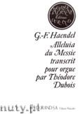 Okładka: Handel George Frideric, Alleluia Du Le Messie