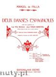 Okładka: Falla Manuel De, Danse No. 2 From La Vie Breve
