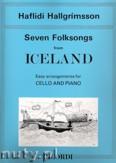 Ok�adka: Hallgrimsson Haflidi, Seven Folksongs From Iceland