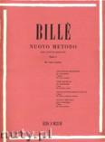 Okładka: Bille Isaia, Nuovo Metodo per Contrabbasso - Parte 1, 3 Corso pratico