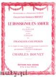 Okładka: Couperin François, Rossignol En Amour