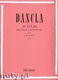 Okładka: Dancla Charles, 36 Studi, Op. 84  per Violino
