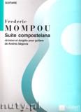 Okładka: Mompou Frederic, Suite Compostelana