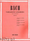 Okładka: Bach Johann Sebastian, Goldberg Variations