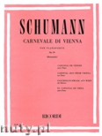 Okładka: Schumann Robert, Carnevale Di Vienna, Op. 26