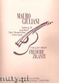 Ok�adka: Giuliani Mauro, Variations, Op. 102