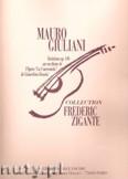 Okładka: Giuliani Mauro, Variations, Op. 146 pour guitare