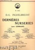 Ok�adka: Inghelbrecht D�sir�-Emile, La Nursery - Volume 6