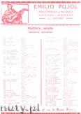 Okładka: Pujol Emilio, Dindandon et Tambourin Joli (Pujol 2001)