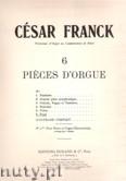 Okładka: Franck César, Final
