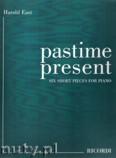 Okładka: East Harold, Pastime Present