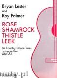 Okładka: Lester Bryan, Palmer Roy, Rose, Shamrock, Thistle & Leek