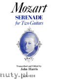 Okładka: Mozart Wolfgang Amadeusz, Serenade