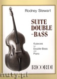 Okładka: Stewart Rodney, Suite Double Bass, Book 1