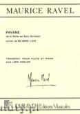 Ok�adka: Ravel Maurice, Pavane De La Belle Au Bois Dormant
