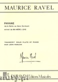Okładka: Ravel Maurice, Pavane De La Belle Au Bois Dormant