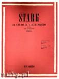 Ok�adka: Stark Robert, Garbarino Giuseppe, 24 Studi di Virtuosismo per clarinetto, Op. 51, fascicolo 1