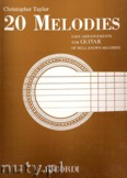 Okładka: Taylor Christopher, Twenty Melodies