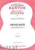 Ok�adka: Gnattali Radames, Petite Suite