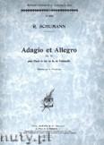 Okładka: Schumann Robert, Adagio et Allegro Op. 70