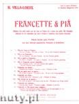 Okładka: Villa-Lobos Heitor, No. 1 Pia Est Venu En France...