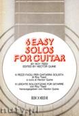 Okładka: Teed Roy, Six Easy Solos