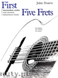 Ok�adka: Duarte John, First 5 Frets (7 Intermediate Studies)