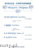 Okładka: Fesch Willem de, Sonate a deux Violoncelles