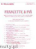 Okładka: Villa-Lobos Heitor, No. 5 Francette est fâchée...