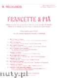 Okładka: Villa-Lobos Heitor, No. 3 Pia a parlé a Francette...