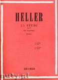 Ok�adka: Heller Stephen, 25 Studies For Rhythm And Expression, Op. 47