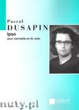 Ok�adka: Dusapin Pascal, Ipso