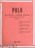 Okładka: Polo Enrico, 30 Studi a Corde Doppie per Violino
