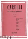 Okładka: Carulli Ferdinando, Método Completo per Chitarra in 3 Volumi - Vol. 2