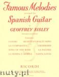 Okładka: Sisley Geoffrey, Famous Melodies