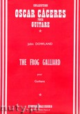 Okładka: Dowland John, The Frog Gailliard