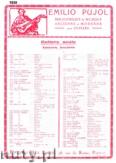 Okładka: Bach Johann Sebastian, Prelude For Guitar (Orig For Lute) BWV 999 (Pujol 1039)