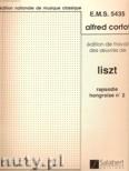 Okładka: Liszt Ferenc, Rapsodie Hongroise No. 2