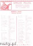 Okładka: Bach Johann Sebastian, Prélude (De la suite 4 pour cello) (Pujol 1040)