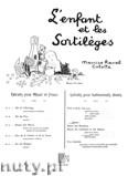 Okładka: Ravel Maurice, Valses From L'enfant Et Les Sortileges