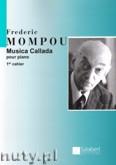 Okładka: Mompou Frederic, Musica Callada No. 1