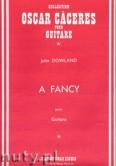Okładka: Dowland John, A Fancy