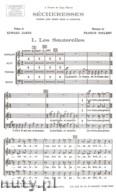 Okładka: Poulenc Francis, Sécheresses (Cantata)