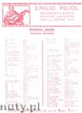 Okładka: Valderrabano Anriquez de, Fantaisie Du Quatrieme Tono (Pujol 1085)