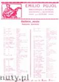 Okładka: Narvaez Luis de, Fantasia del primer tono (Pujol 1041)