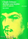 Ok�adka: Debussy Claude, Jardins sous la pluie pour le piano